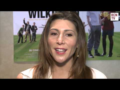 Gina Varela Interview Breakfast With Jonny Wilkinson Premiere