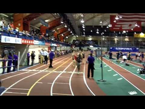 Edward Cheserek 4:09 mile with 2:00 negative split!