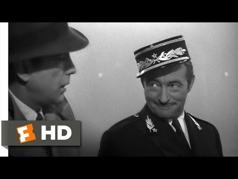 Casablanca Movie Clip - watch all clips http://j.mp/yTvqAI Buy Movie: http://j.mp/t3JhbO click to subscribe http://j.mp/sNDUs5 Captain Renault (Claude Rains)...