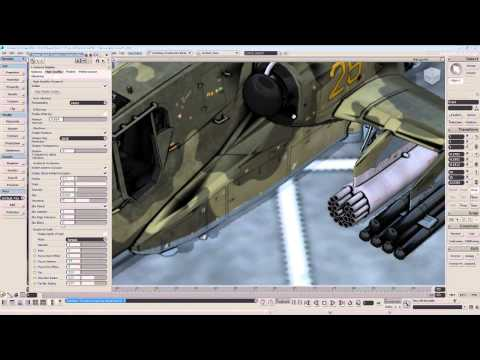 Softimage 2014 New Features: HQ Viewport New Features