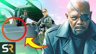 10 Captain Marvel Plot Holes And Retcons That Change The MCU