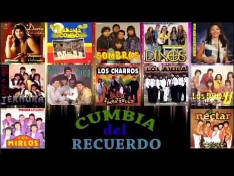 CUMBIA DEL RECUERDO GRANDES EXITOS CD ENTERO COMPLETO
