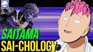 Inside the Mind of One Punch Man | Psychology of Saitama | Gnoggin
