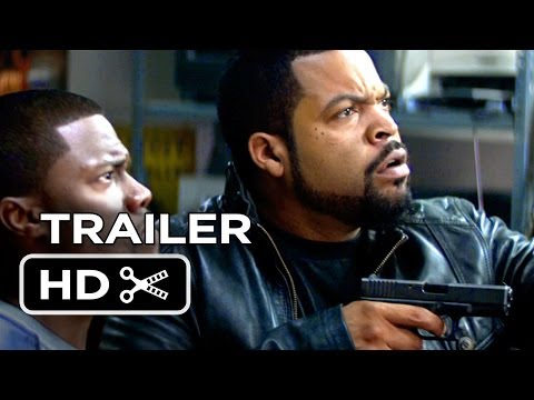 Ride Along Official Trailer #1 (2014) - Kevin Hart. Ice Cube Movie HD