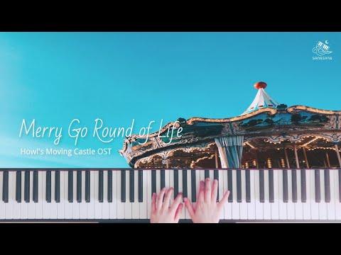 재즈에 퐁당 빠진 인생의 회전목마'ㅇ'!!Merry-go-round Of Life│Piano Cover 피아노 커버