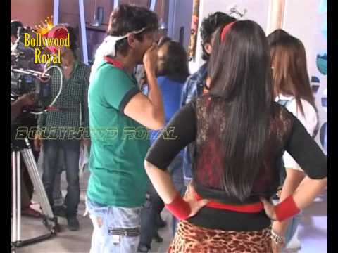 On Location Of Bhojpuri film Humse Badkar Kaun  3