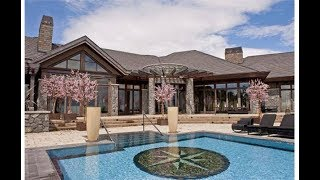 Dream Homes: Bachelor Canada House on Bear Mounn