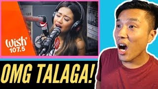 Morissette Amon Never Enough Reaction Wish 107.5 Bus - OMG TALAGA!