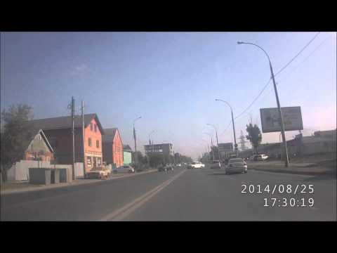ДТП Краснодар 25 августа 2014