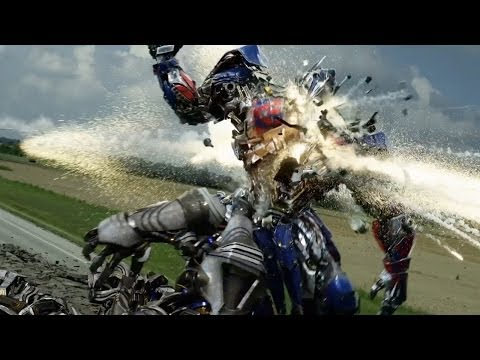 Transformers: Age Of Extinction - Tv Spot video