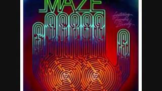 Maze f Frankie Beverly While I'm Alone