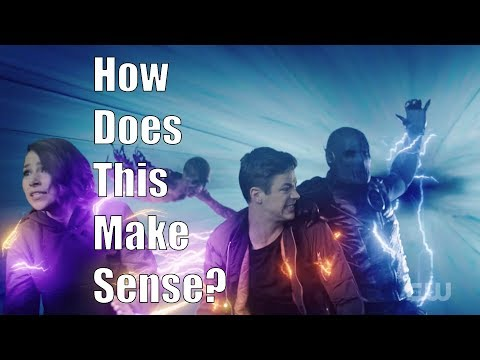The Flash Season 5: Is Zoom Faster than Barry? thumbnail