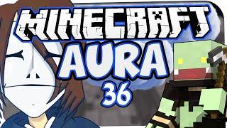 MINECRAFT: AURA ? #36 - YouTuber ANIME! ? Let's Play Minecraft: Aura
