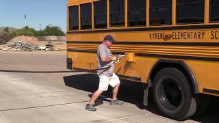 School Bus Drivers...Living the dream??