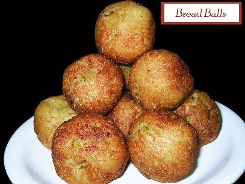Bread Balls- Andhra Recipes – Andhra Cooking Telugu Vantalu Indian Cooking Andhra Vantalu Photo Image Pic