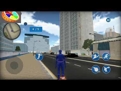 Super Light Speed Flash Superhero: Speed Hero thumb