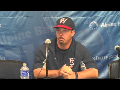 Walters State Post v. Northwest Florida State: 2015 JUCO World Series