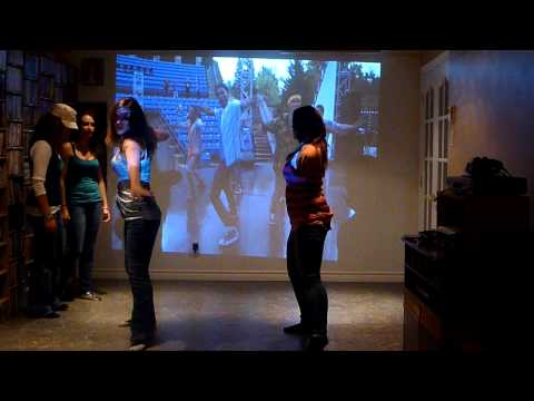 It's On - Camp Rock 2 - All Dance Group Movie video