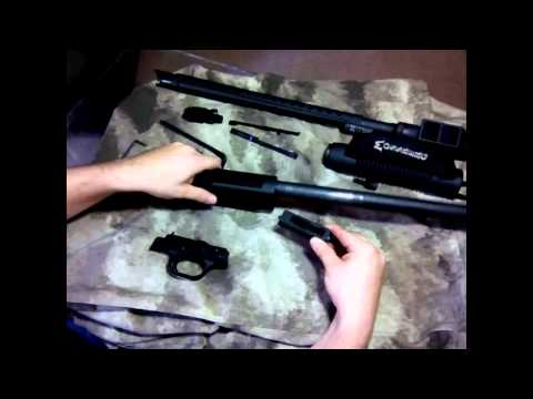 Mossberg 500 -  Disassembly & Reassembly