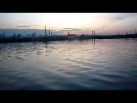 алчедат река рыбалка