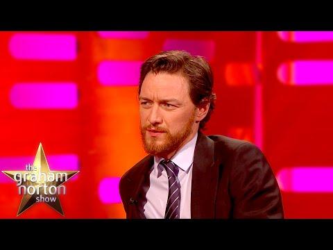 James McAvoy's Outrageous Audition Escape – The Graham Norton Show