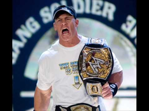 Wwe Superstar John Cena Theme Song video
