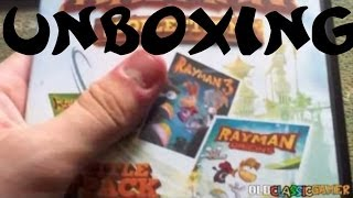 OCG Unboxing - Rayman Collection Pack