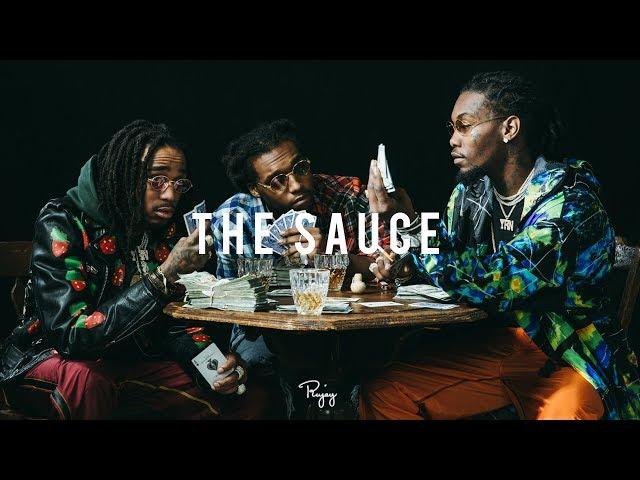 """The Sauce"" - Dark Trap Beat   Free New Rap Hip Hop Instrumental Music 2017   ElChapo #Instrumentals"