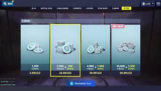 Fortnite Battle Royale (Daily Live Stream)