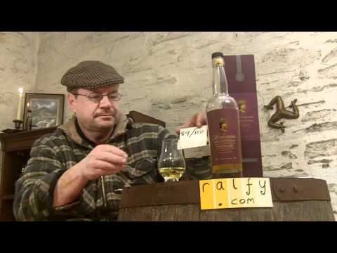 whisky review 254 - Compass Box Hedonism Grain Whisky