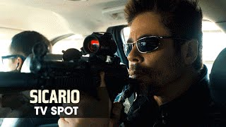 "Sicario (2015 Movie - Emily Blunt) Official TV Spot – ""Weapon"""