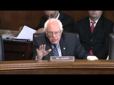 Sanders Slams Vulture Funds Ripping Off Puerto Rico