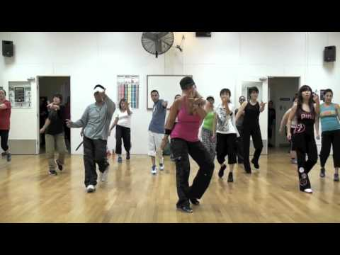 SCREAM by Usher - Choreography by Lauren Fitz for Dance Fitness...