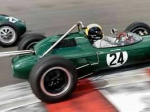 Sir Jack Brabham tribute in song by the Hustlers