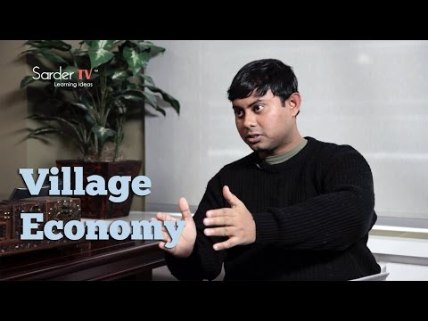 Can you explain the village economy in India? by Hindol Sengupta, Author of Recasting India