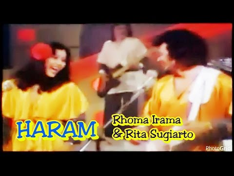 """Haram"" - Rhoma Irama - The Original Video Clip Movie ""Perjuangan & Doa"" - Th 1980"