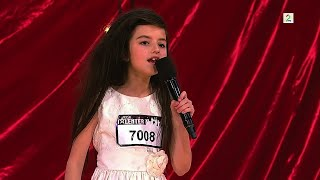 Angelina Jordan - The Complete Gloomy Sunday Sequence - Norske Talenter