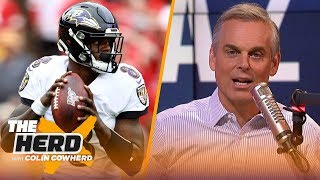 Blazin' 5: Colin's picks for 2019-20 NFL Week 4 | NFL | THE HERD