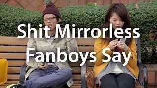 Mirrorless VS DSLR the debate: RAWtalk 147. Уроки вязания ...