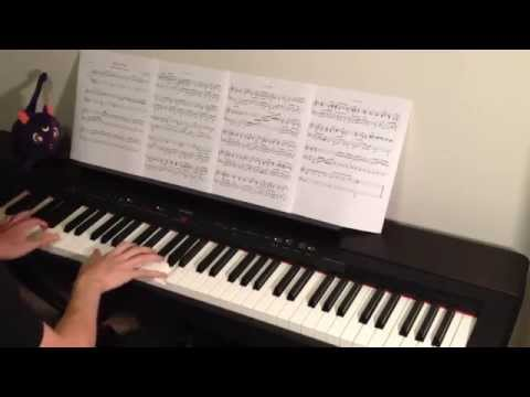 Sailor Moon Crystal - Moon Pride Piano Solo