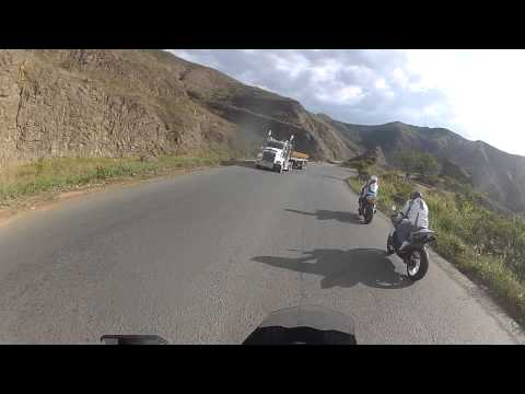 Vuelta TT con los muchachos de Cali GOPRO