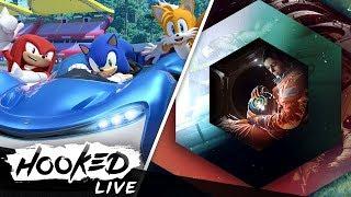 Observation & Team Sonic Racing angespielt! (Stream vom 23.05.)