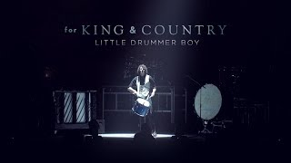 For King Country Little Drummer Boy Live From Phoenix
