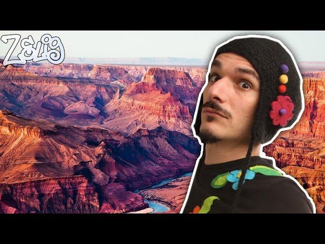 Marìo De Janeiro e il Grand Canyon - Fausto Solidoro | Zelig