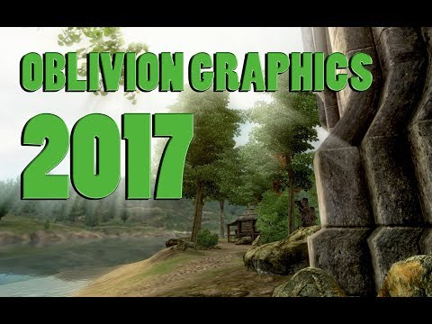 Oblivion Graphics Extender SSAO/SUNRAYS/DOF and more [HD]