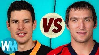 Sidney Crosby vs. Alex Ovechkin: Who Has the Edge?