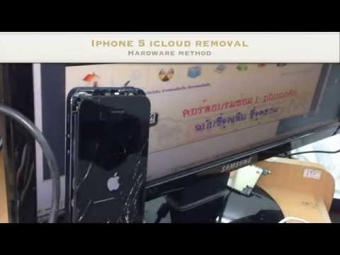 Finaly hardware Icloud bypass for iphone