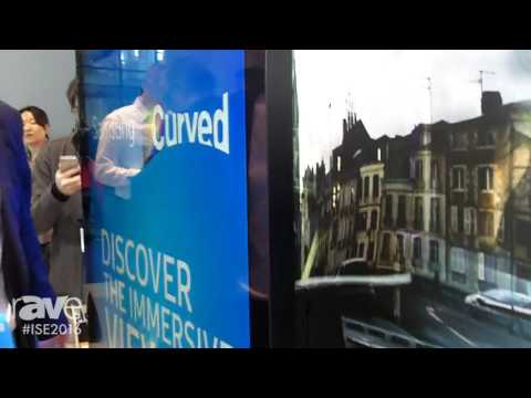 ISE 2016: Samsung Discusses 55-Inch Outdoor Signage for With Thin and Beautifully Designed Exterior