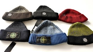 I bought FAKE STONE ISLAND BEANIES OFF EBAY  FAKE