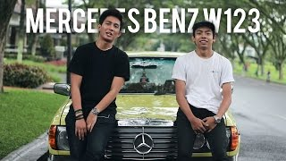 W123 Mercedes-Benz 1980 (Mint Condition) Review - #SukaOtomotif